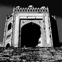Locuri pe unde am fost-India_Fatehpur Sikri_Complexul Sacru