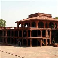 Locuri pe unde am fost-India_Fatehpur Sikri_Complexul Imperial