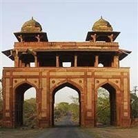 Locuri pe unde am fost-India_Fatehpur Sikri_Haremul si alte monumente