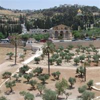 Jerusalem-Muntele maslinelor