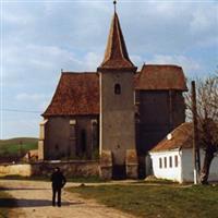 Biserica Fortificata Velt, Jud. Sibiu.