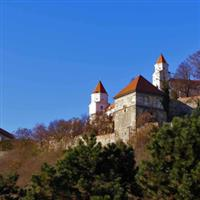 Slovacia (Castelul Bratislava) Steve