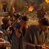 Capitolul 13 din Ieremia – Biblie