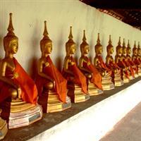 Monumente Pre-Khmere Din Sudul Laosului.