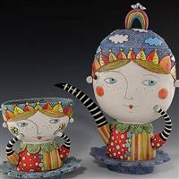 Natalya Sots - ceramica