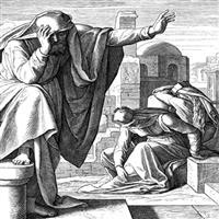 Capitolul 2 din Plângeri – Biblie