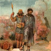 Capitolul 19 din Ezechiel – Biblie