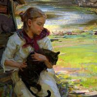 Cat & Art9