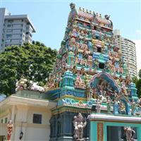 Singapore Templu hindus1