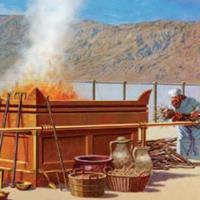 Capitolul 46 din Ezechiel – Biblie