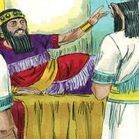Capitolul 5 Partea I din Daniel – Biblie
