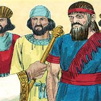 Capitolul 6 Partea I din Daniel – Biblie