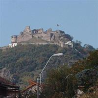 Cetatea Deva, Jud. Hunedoara.