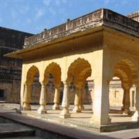 Locuri pe unde am fost-India-Jaipur-Amber Palace