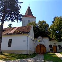 Biserica Fortificata Ocna Sibiului. jud. Sibiu.