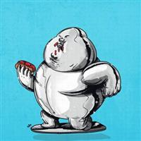 Obezitatea de la Superman la Bugs-Bunny