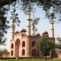 Locuri pe unde am fost-India_Sikandra_Akbar's Tomb