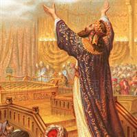 Capitolul 8 din Cartea înţelepciunii lui Solomon – Biblie