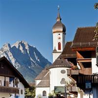 Bavaria  Garmischpartenkirchen