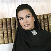 FIRST  LADY  OF  KATAR