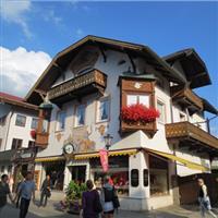 Frumusetea Bavariei.Obersdorf si Vf.Nebelhorn