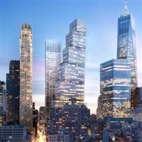 New World Trade Center  New York