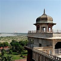 Locuri pe unde am fost-India-Agra-Red Fort