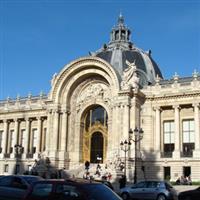 Paris Petit Palais, 1900