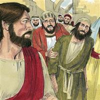 Capitolul 12 Partea III-a  din Matei – Biblie Noul Testament