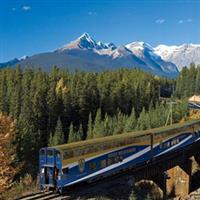 Cu trenul prin Canada
