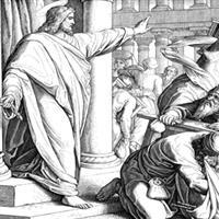 Capitolul 21 Partea III-a  din Matei – Biblie Noul Testament