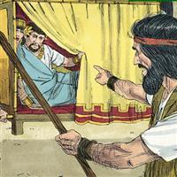 Capitolul 1 Partea VI-a  din Marcu – Biblie Noul Testament