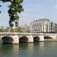 Paris Pont-Neuf, 1604