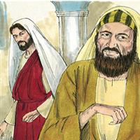 Capitolul 3 Partea I din Marcu – Biblie Noul Testament