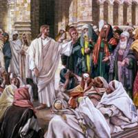 Capitolul 7 din Marcu – Biblie Noul Testament