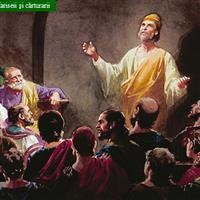 Capitolul 8 Partea II-a din Marcu – Biblie Noul Testament