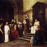 Capitolul 15 Partea I din Marcu – Biblie Noul Testament