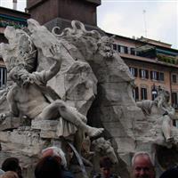 periplu greco-roman 57 la Roma -k