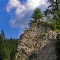 Slovacia - mers pe jos prin Canion Stratena (Steve)