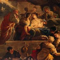 Capitolul 1 Partea IV-a  din Luca – Biblie Noul Testament