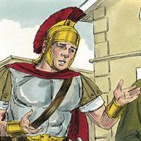 Capitolul 7 din Luca – Biblie Noul Testament