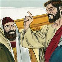 Capitolul 20 Partea I din Luca – Biblie Noul Testament