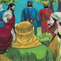 Capitolul 22 Partea IV-a  din Luca – Biblie Noul Testament