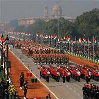 India  Republic Day Parade 2016