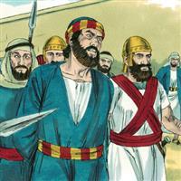 Capitolul 4 din Faptele Sfinţilor Apostoli – Biblie Noul Testament