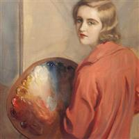 Ladys Self - Portraits