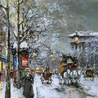 Paris, Paris (Antoine - Blanchard).