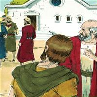 Capitolul 14 din Epistola către Romani a Sfantului Apostol Pavel – Biblie Noul Testament