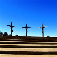 Memorialul Crucea lui Iisus Hristos-Groom-Texas
