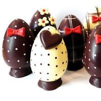 Oua din ciocolata